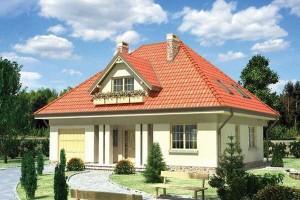 Фундамент для одноэтажного дома