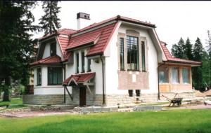 какие дома можно поставить на столбчатый фундамент