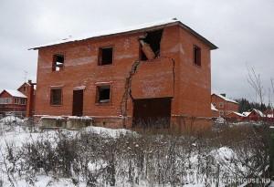 разрушение стен